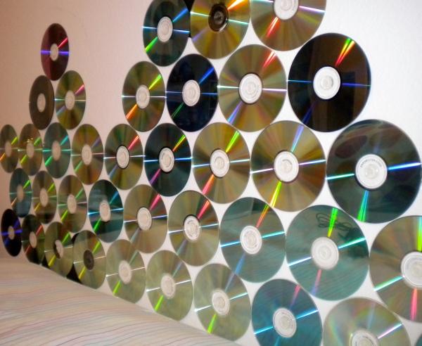 CD headboard
